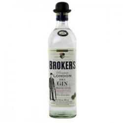Broker's London Dry Classic Gin