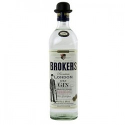 Broker's London Dry Classic Gin