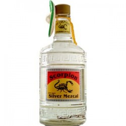Scorpio Mezcal Silver