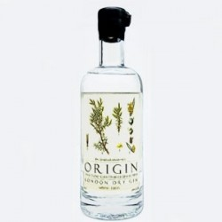 Origin, Skopje, Macedonia Gin