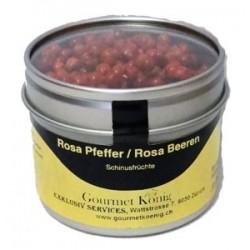 Rosa Pfeffer Gourmet-Dose
