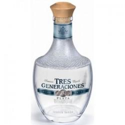 Tres Generaciones Plata Tequila