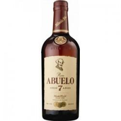 Abuelo 7 Years Rum