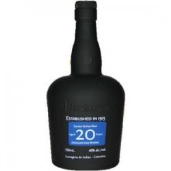 Dictador Solera 20 Years Distillery Icon Rum