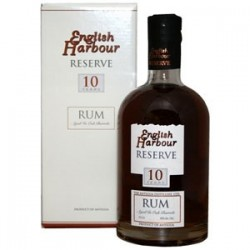English Harbour Reserve 10 Years Rum