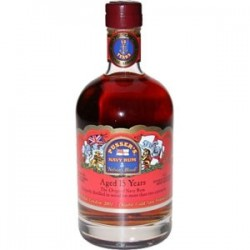 Pusser's British Navy 15 Years Nelson's Blood Rum