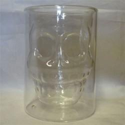 Totenkopf-Glas