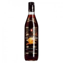 Arehucas Guanche Honey Rum