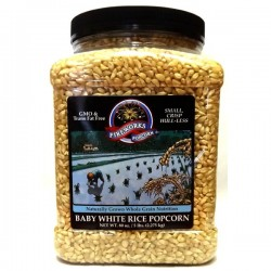 Baby White Rice Popcorn Bigbox