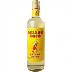 Mezcal mit Wurm Gusano Rojo