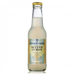 Fever Tree Lemon Tonic