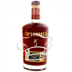 Opthimus 25 Years Malt Whisky Barrel