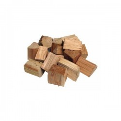 Wood Chunks Kirsche