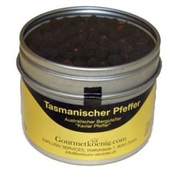 Tasmanischer Pfeffer - Gourmetdose