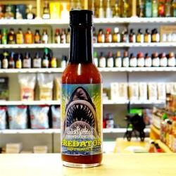 Great White Shark Predator Habanero Sauce
