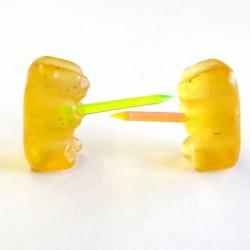 scharfe Gummibärchen