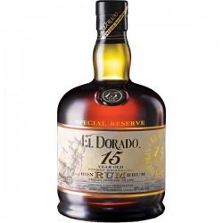 El Dorado 15 Years Rum
