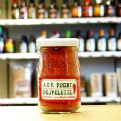 Piment d'Espelette - Glas