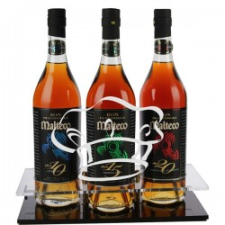 Malteco Rum Display
