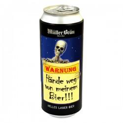 Bier - Hände weg von meinem Bier