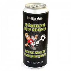 Bier - Während des Spiels