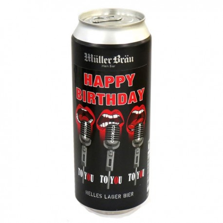 Bier - Happy Birthday