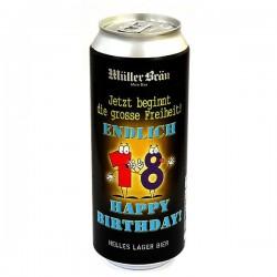 Bier - Jetzt beginnt die grosse Freiheit