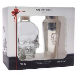 Crystal Head mit Shaker
