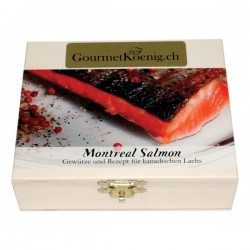 Montreal Salmon