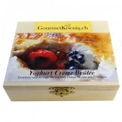 Yoghurt Crème Brulée