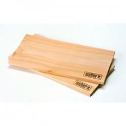 Räucherbrett Zedernholz