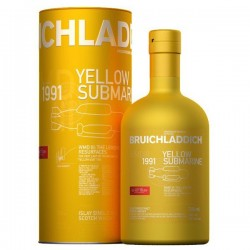 Bruichladdich Yellow Submarine 25 Year Old 1991 WMDIII