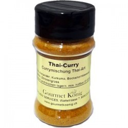 Thai Curry - Streuer