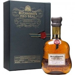 Buchanan's Red Seal