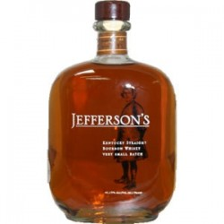 Jefferson's Bourbon Whiskey