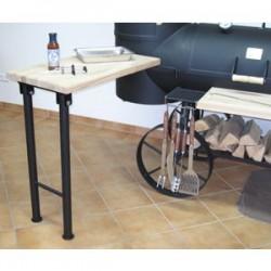 Seitentisch für BBQ Smoker
