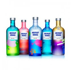 Absolut Unique 1 Liter