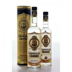 Chinggis Gold Vodka 750ml