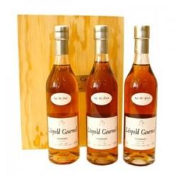 Gourmel Promenade en Cognac 3 x 20cl