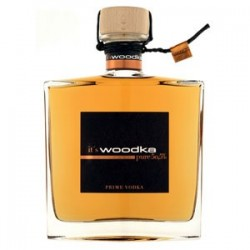 It's Woodka Vodka