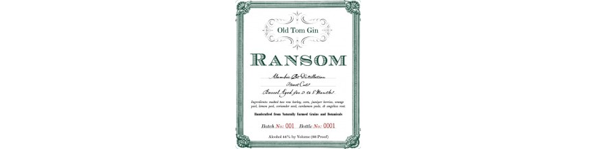 Ransom Gin