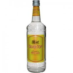 Bols Silver Top Dry Gin