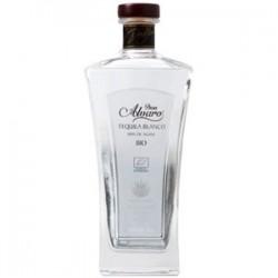 Don Alvaro Blanco Organic Tequila