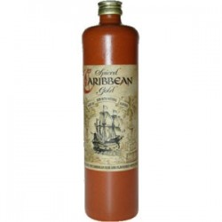 Caribbean Spiced Gold Rum