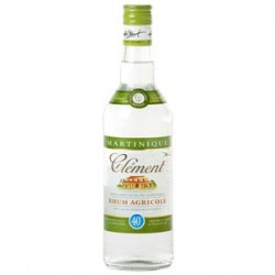 Clement Agricole Blanc Rum