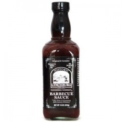 Tennessee Whiskey Barbecue Sauce - Sweet & Mild