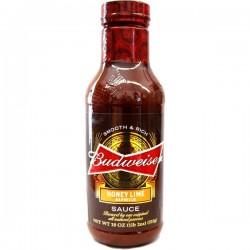 Budweiser Honey Lime BBQ Sauce