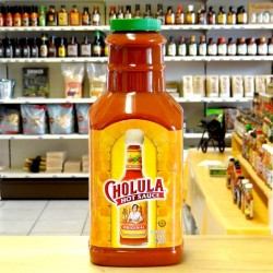 Cholula Hot Sauce - Hier in der 1/2 Gallonen Grösse!