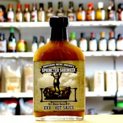 Sphincter Shrinker Hot Sauce