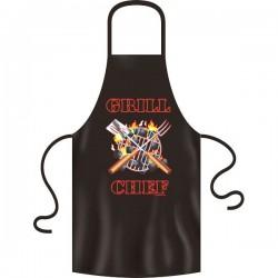 Schürze - Grill Chef